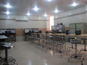 کارگاه آموزشی گروه مهندسی برق